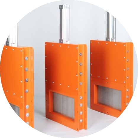 Slide Valves (available in ATEX)